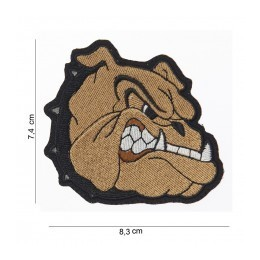 PATCH BULLDOG PICCOLA