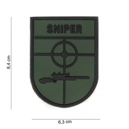 PATCH SNIPER GOMMA