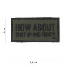 PATCH PVC HOW ABOUT OD