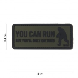 PATCH PVC YOU CAN RUN OD