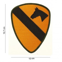 PATCH US CAVALLERY