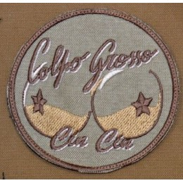 PATCH COLPO GROSSO TAN