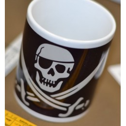 TAZZA JOLLY ROGER