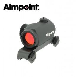AIMPOINT H1 2-4 MOA CON ATT BLASER