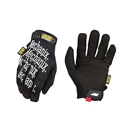 MECHANIX ORIGINAL BLACK LOGHI WHITE