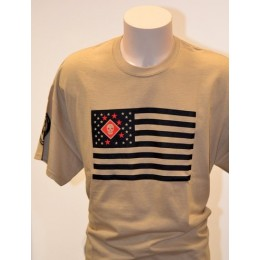 T-SHIRT MARSOC USA FLAG SOCOM