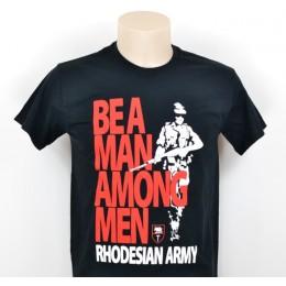 T-SHIRT RODESIAN ARMY