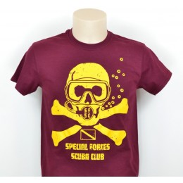 T-SHIRT SPECIAL FORCE SCUBA CLUB