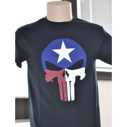 T-SHIRT PUNISHER TEXAS