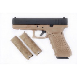 WE GLOCK 17 TAN GAS