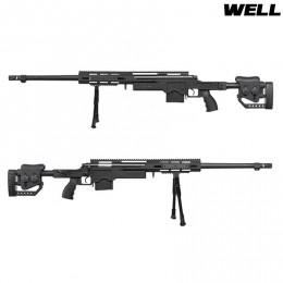 FUCILE BOLT TACTICAL BK