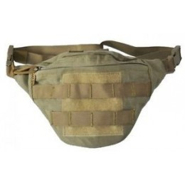 MARSUPIO TACTICAL TAN