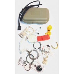 KIT SURVIVAL WATERPROOF