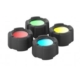 FILTRI LED LENSER RGBY PER MT10