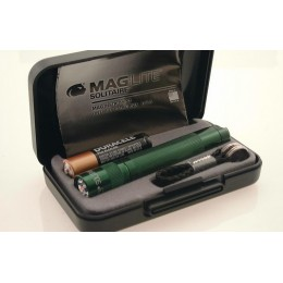 MAGLITE SOLITAIR GREEN