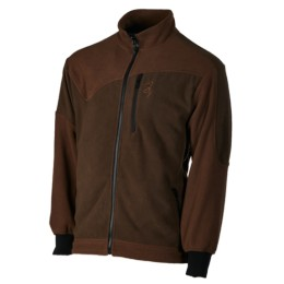 BROWNING PILE POWERFLEECE ORANGE