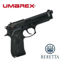 BERETTA 92FS STAINLESS CAL 4,5