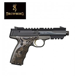 BROWNING BUCK MARK BLACK LABEL THREADED CAL.22LR