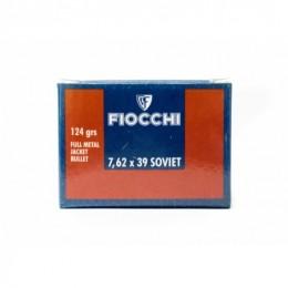 FFIOCCHI CART 7,62X39 FMJ124 20X