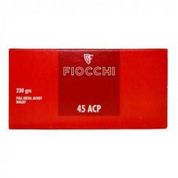FIOCCHI CART 45ACP FMJ230 50PZ