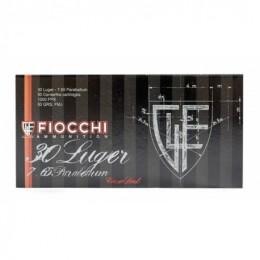 FIOCCHI CART 7.65 PARAB FMJ93 50PZ