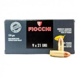 FIOCCHI CART. 9X21 IMI RNCP124 RAM 50X TOP TARGET